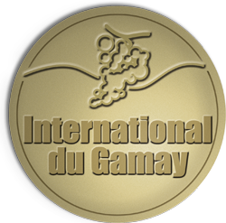 Médaille International du Gamay