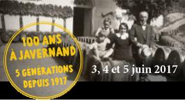 100 ans à Javernand